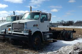 100 Sterling Truck 3239A 2009 STERLING TRUCK CHASSIS