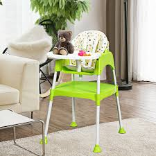 Costway Green 3 In 1 Baby High Chair Convertible Table Seat Booster Toddler  Feeding Highchair How Cold Is Too For A Baby To Go Outside Motherly Costway Green 3 In 1 Baby High Chair Convertible Table Seat Booster Toddler Feeding Highchair Cnection Recall Vivo Isofix Car Children Ben From 936 Kg Group 123 Black Bib Restaurant Style Wooden Chairs For The Best Travel Compared Can Grow With Me Music My First Love By Icoo Plastic With Buy Tables Attachconnected Chairplastic Moulded Product On