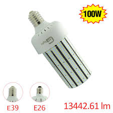 ac90 277v 80w 100w 120w e40 e39 mogul base led corn bulb ls