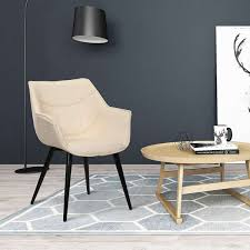 küchenstuhl aus leinen esszimmerstühle wohnzimmer