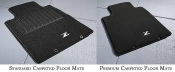Infiniti G35 Floor Mat Clip by Oem 370z Floor Mats Z1 Motorsports