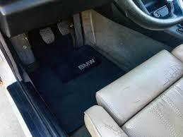 Bmw Floor Mats 3 Series by Discontinued Oem Bmw E30 Floor Mats Option Bimmertips Com