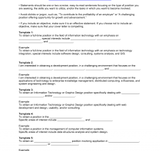 Resume Objective Example Pwuxcqxz Templates Examples Of Objectives
