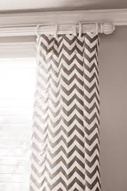 pink gray white chevron curtains all about curtain and decor