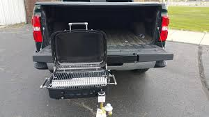 100 Hitch Truck Tailgate Grill Assembly BBQ Grill