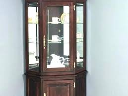 Corner Hutch Dining Room Cabinet For