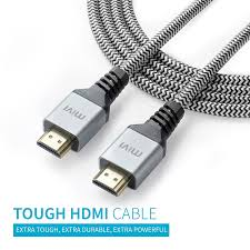 Mivi 3 Mtr High Speed HDMI cable V2 0 24K Gold plated connectors