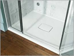 can you tile a fiberglass shower pan 盪 looking for pre made
