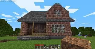 Photo Of Brick Ideas by Cozy 2 Story Brick House Minecraft House Design