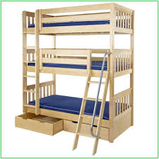 Diy Murphy Bunk Bed by Build Bunk Beds 2x4 Build A Bed Free Plans For Triple Bunk Beds