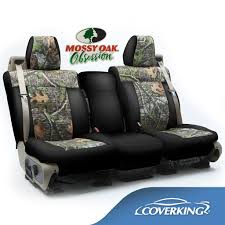 Coverking Neosupreme Mossy Oak Obsession Seat Covers For Silverado ...
