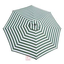 Market Umbrella Replacement Canopy 8 Rib by 10 Ft 8 Rib Patio Market Umbrella Replacement Canopy Color Opt