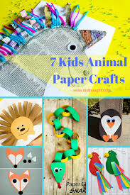 This Paper Chain Snake Looks Super Great And Will Bring A Smile To Any Childs Face Click Here Find The Full Tutorial
