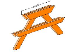 free plans hexagon picnic table diy woodworking plans clip art