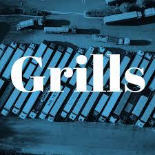 100 Truck Grills Shark Chrome Shop