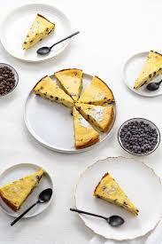 ricotta kuchen ohne mehl
