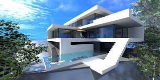 100 Contemporary Houses Plans Modern Design Fancy Mansions Beautiful