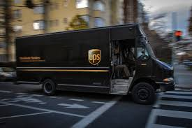 100 Ups Truck Toy UPS Is Busy Busy Today With All Of Your Holiday Returns The