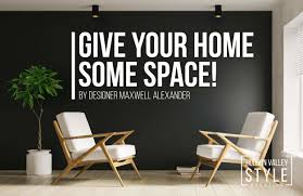 100 Design Interior Magazine Give Your Home Some Space Tips For Small