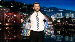 Hey Jimmy Kimmel I Did by Jimmy Kimmel On His Competition And How Late Night Hosting Is Like