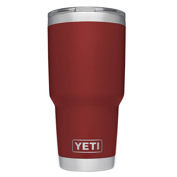 Yeti Rambler 30 oz Tumbler - Brick Red