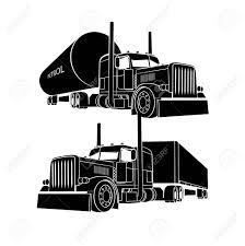 100 Semi Truck Clip Art 5834 Stock Illustrations Arts And Royalty Free
