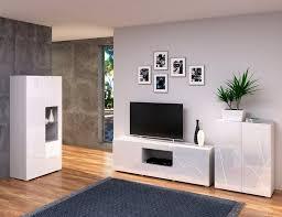 inosign wohnzimmer set annegret 3 tlg bestehend aus 1 highboard 1 tv lowboard und 1 vitrine kaufen otto