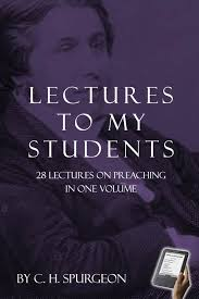 Lectures To My Students EBook