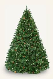 Unlit Christmas Trees Walmart by Artificial Christmas Trees