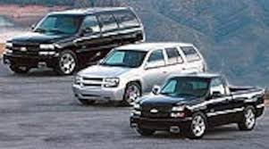 100 Chevrolet Ss Truck Searching For Super Sport Performance In The Tahoe Trailblazer And