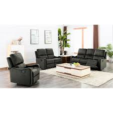 Harris Reclining 2 Piece Living Room Seat- Chair And Sofa