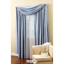 Boscovs Blackout Curtains by Hampton Solid Microfiber Curtain Collection Boscov U0027s