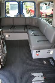 Wheelchair Accessible Family Van Sprinter Conversion