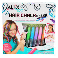 ALEX Toys Spa Hair Chalk Salon Craft Kit - Walmart.com
