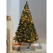 Types Of Christmas Trees Canada by Werchristmas Pre Lit Spruce Multi Function Christmas Tree With 200