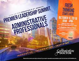 3rd Annual Premier Leadership Summit For Administrative