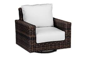 Montecito Swivel Rocker Club Chair 2501-21SR