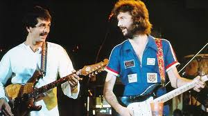 Eric Clapton And Carlos Santana Team Up For Legendary Cover