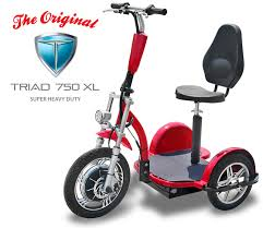 3 Wheel Electric Scooters For Adults Sale