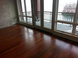 Santos Mahogany Hardwood Flooring by Mahogany Hardwood Floors For Boston Ma Condo Central Mass
