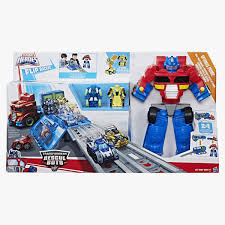 Mascara Optimus Prime Transformers Elo7