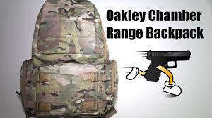 Oakley Bags Kitchen Sink Backpack by Bullet Proof Backpack Oakley Chamber Range Bag Review Youtube