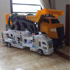 CAT Trucks Trailer Toys, Babies & Kids, Toys For Babies & Kids On ... Cat Toy Trucks Where Do Diggers Sleep At Night Book Deluxe Set Caterpillar Wheel Loader Dump Truck Cstruction Toys Mini Machine Upc 011543809517 The Apprentice 3in1 Ultimate Maker State Cat39514 777g 1 98 Scale Spacetoon Store In Uae Mega Bloks Cat Large 2 Amazoncom 3 In Ride On Games Machines 5 Vehicles Backhoe Excavator Bulldozer Wiconne Wi 19 November 2017 A Toy Dump Truck On An Nikko 19809311 Remote Control Metal Takeapart Pack R Us Canada