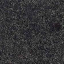 Black Granite Flamed Finish