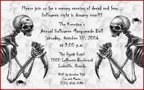 Free Halloween Invitation Templates Microsoft by Free Printable Halloween Birthday Party Invitations Templates