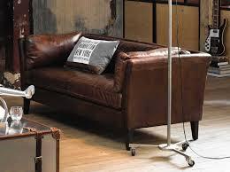 canape cuir et tissu sélection canapé tissu ikea déco retro vintage anglais
