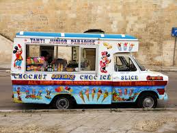 Free Images : Car, Ice Cream, Bus, Art, Candy, Street Vending ...