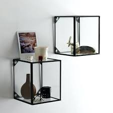Wall Mount Display Case Glass Boxes For Tiny Treasures To Precious Store