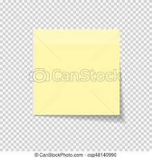 Sticky Note Clip Art Transparent Background Images Gallery
