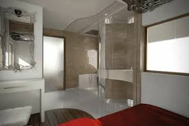 The Most Expensive RV Of World Luxury Bathroom Rain Shower